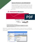 Analizar Riesgos de Proyecto Con Pertmaster