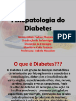 Fisiopatologia Do Diabetes