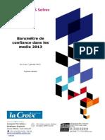 18SU67 - Baro Media - Rapport Complet