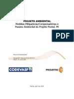 Projeto Ambiental - Medidas Mitigadoras-Compensatórias e Pas