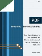 Una aproximación a los modelos de diseño instruccional para la Educación a Distancia