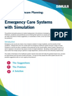 Strategic Healthcare Planning