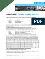 Steel Fibres Basics