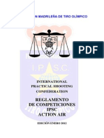 Reglamento IPSC Action Air - 2012