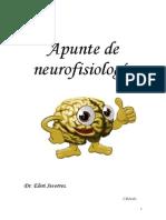 Apunte de Neurofisiologia Del Dr. Eleri Sworres v1