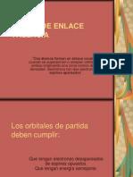 Teoria Enlace Valencia