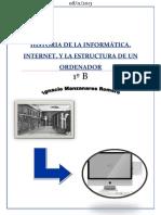 historia de la informatica, internet, y la estructura de un ordenador.pdf