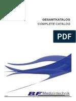 INSTRUMENTAL Chirurgische Instrumente_Katalog