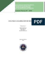 Sandoval, E. Et Al. 2010. Guia Monografia DT-1-2010_doc