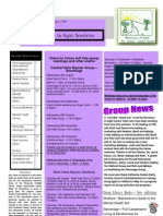 Bipolar In-Sight Recovery Newsletter August 2009 1