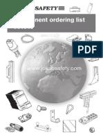 Component order list.pdf