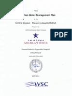 2010 UWMP Monterey District Final.pdf