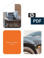 HP Business Inkjet 3000dtn (Service Manual)