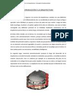 1_INTRODUCCIÓN A LA ARQUITECTURA
