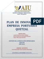 Innovación EPQ