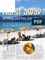 The Travel & Leisure Magazine Thailand Feature