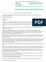 Moms With Lupus More Likely to Have Children With Autism, Study Suggests_ MedlinePlus (Print Version).pdf
