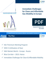 Eugene Pronin (CEO of NGVRUS) - 20th Autumn Gas Conference in Mikulov, Czech Republic Presentation