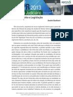 Nocoes de Direito e Legislacao Tjpr 2013 Intensivao Aprova Premium (1)