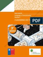 3° BÁSICO - CUADERNO DE TRABAJO LENGUAJE Y COMUNICACIÓN