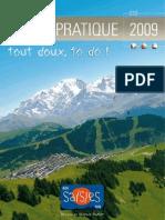 Brochure Ete 09