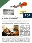 Prefeiura realiza reunião para municipalização do trânsito em Queimadas