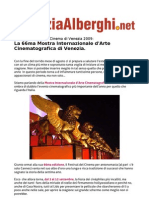 eBook Mostra Del Cinema Di Venezia