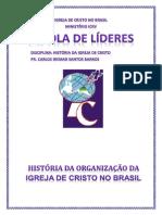 Historia Da Igreja de Cristo No Brasil