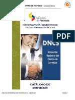 Centro de Atensión al cliente (MESAS DE AYUDA MEF)