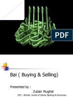 Bai ( Buying & Selling ) By Zubair Mughal.pps