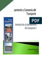 SEMANA 1. Introduccion Al Planeamiento Del Transporte (2)