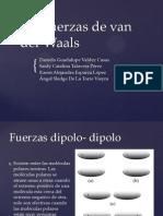 Las fuerzas de van der Waals.pptx