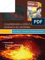 Powerpoint nr. 26 - Vulcanismo e Tectónica de Placas