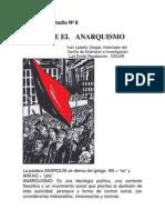 Sobre El Anarquismo