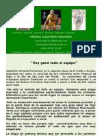 Nota de Prensa Alejandro Valverde (06!08!09)
