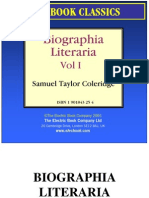 biographia literaria vol i by samuel taylor coleridge preview