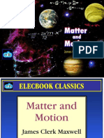 matter and motion by james clerk maxwell preview