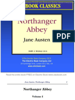 northanger abbey by jane austen preview