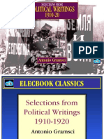 selections from political writings 1910-1920 by antonio gramsci preview