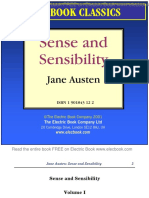 sense and sensibility by jane austen preview