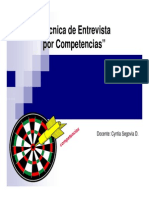 69822983 Microsoft Power Point Entrevista Por Competencias Ppt
