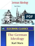 the german ideology by karl marx preview
