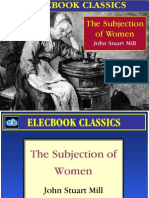 the subjection of women by john stuart mill preview