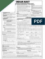 Indian Navy - Sailors Recruitment under Sports quota.pdf