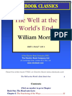 the well at the world's end by william morris preview