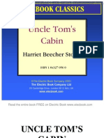 uncle tom's cabin by harriet beecher stowe preview