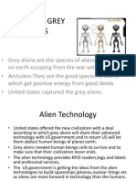 UFO'S AND GREY ALIENS.pptx