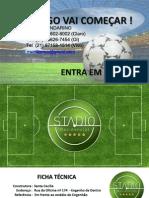 STADIO RESIDENCIAL - ao lado do Engenhão - RJ - Corretor MANDARINO - (21)97602-8002