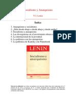Lenin - Socialismo y Anarquismo