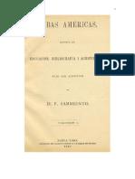 Sarmiento Domingo Faustino - Ambas Americas Tomo 1